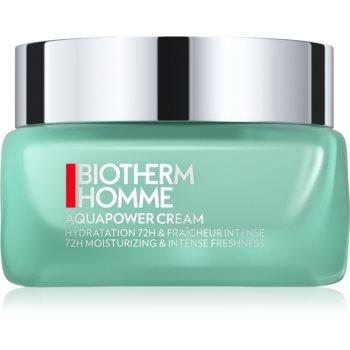 Biotherm Homme Aquapower gel crema hidratant 72 ore notino poza