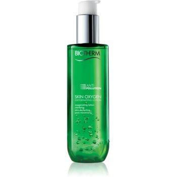 Biotherm Skin Oxygen tonic pentru curățarea tenului pentru pori dilatati imagine 2021 notino.ro