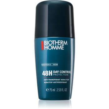 Biotherm Homme 48h Day Control antiperspirant roll-on imagine 2021 notino.ro