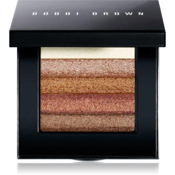 Bobbi Brown Shimmer Brick Pudra compacta ce ofera luminozitate imagine 2021 notino.ro