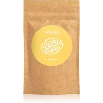BodyBoom Banana exfoliant de corp, cu cafea imagine 2021 notino.ro