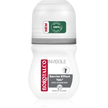 Borotalco Invisible Deodorant roll-on imagine 2021 notino.ro