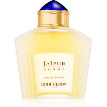 Boucheron Jaïpur Homme Eau de Parfum pentru bărbați imagine 2021 notino.ro