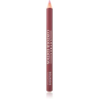 Bourjois Contour Edition Creion de buze de lunga durata notino.ro