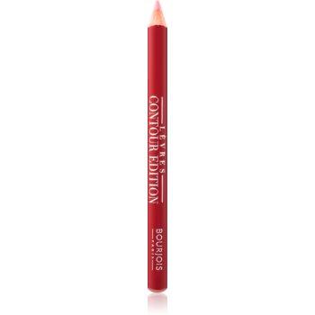 Bourjois Contour Edition Creion de buze de lunga durata imagine 2021 notino.ro