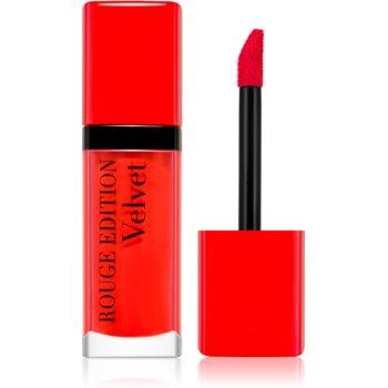 Bourjois Rouge Edition Velvet ruj de buze lichid cu efect matifiant image0