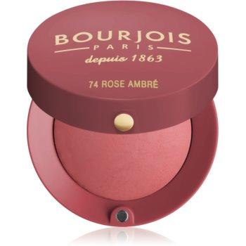 Bourjois Little Round Pot Blush blush imagine 2021 notino.ro
