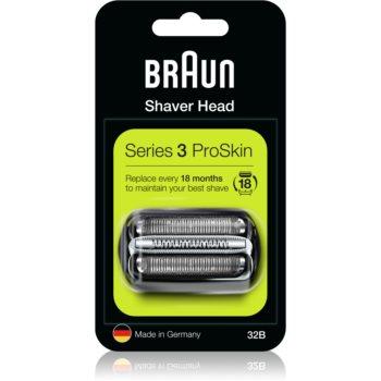 Braun Series 3 32B CombiPack Black Plansete imagine 2021 notino.ro