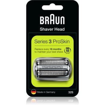 Braun Series 3 32S CombiPack Silver Plansete imagine 2021 notino.ro