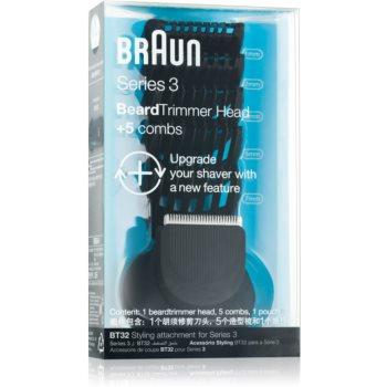 Braun Series 3 Shave&Style BT32 cap de aparat pentru tuns + 5 accesorii imagine 2021 notino.ro