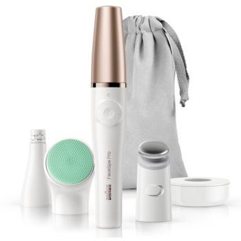 Braun FaceSpa Pro 913 sistem 3 în 1 pentru epilarea feței, curățarea și tonifierea tenului notino poza