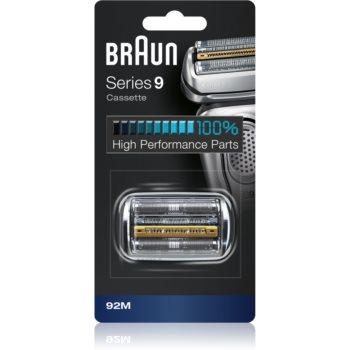 Braun Series 9 Combipack Casette 92M Plansete imagine 2021 notino.ro