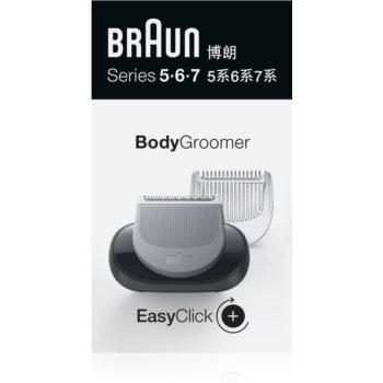 Braun Series 5/6/7 BodyGroomer Trimmer pentru parul de pe corp atașament de rezervă imagine 2021 notino.ro