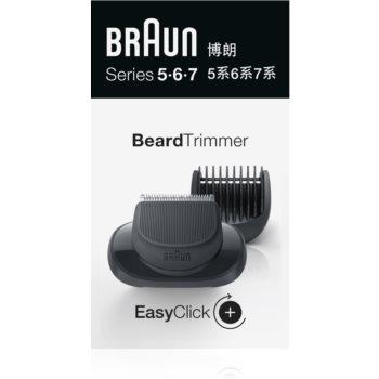 Braun Series 5/6/7 BeardTrimmer de tuns barba atașament de rezervă imagine 2021 notino.ro