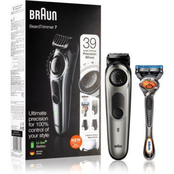 Braun Beard Trimmer BT7220 de tuns barba notino poza