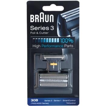 Braun Series 3 30B CombiPack Foil & Cutter benzi si lame de tăiere imagine 2021 notino.ro