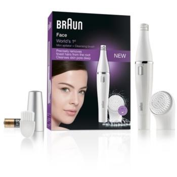 Braun Face 810 Epilator cu perie de curățare facial imagine 2021 notino.ro