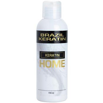 Brazil Keratin Home tratament pentru par cu efect de netezire imagine 2021 notino.ro
