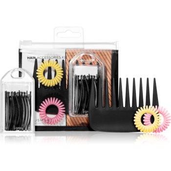 BrushArt Cartoon Collection set de accesorii pentru păr imagine 2021 notino.ro