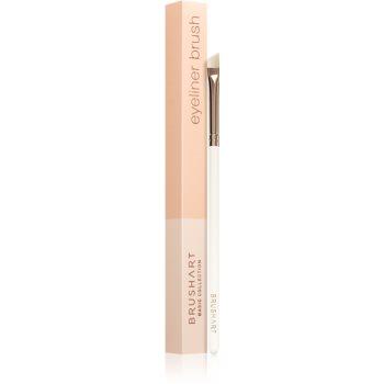 BrushArt Basic pensula pentru eyeliner image0