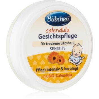 Bübchen Sensitive crema de fata cu galbenele pentru copii imagine 2021 notino.ro