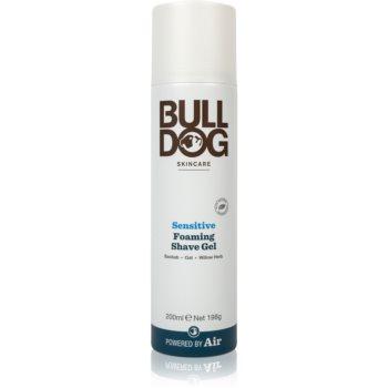 Bulldog Sensitive gel pentru bărbierit pentru piele sensibilă imagine 2021 notino.ro