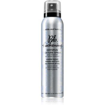 Bumble and Bumble Thickening Dryspun Texture Spray spray de coafat extra volum imagine 2021 notino.ro