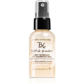 Bumble and Bumble Pret-À-Powder Post Workout Dry Shampoo Mist șampon uscat înviorător Spray imagine 2021 notino.ro