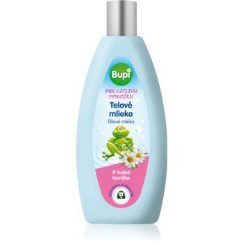 Bupi Sensitive lapte de corp piele sensibilă pentru copii imagine 2021 notino.ro
