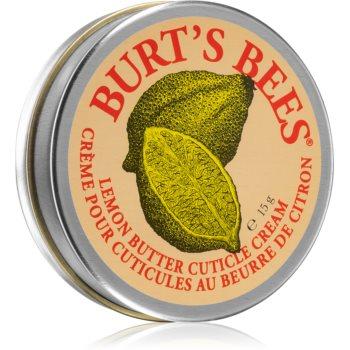 Burt's Bees Care unt de lămâie pentru cuticule imagine 2021 notino.ro