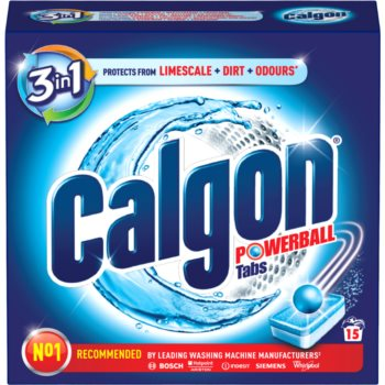 Calgon Powerball soluție anticalcar 3 in 1 imagine 2021 notino.ro