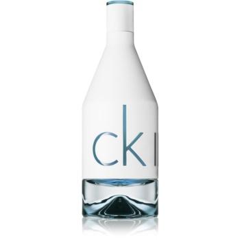 Calvin Klein CK IN2U Eau de Toilette pentru bărbați imagine 2021 notino.ro
