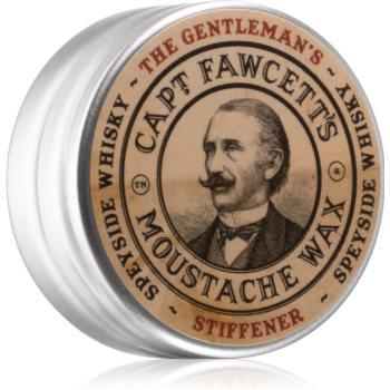 Captain Fawcett The Gentleman's Stiffener Speyside Whisky ceara pentru mustata imagine 2021 notino.ro