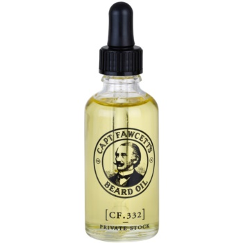 Captain Fawcett Beard Oil ulei pentru barba imagine 2021 notino.ro