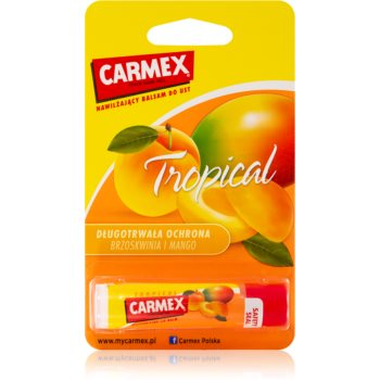 Carmex Tropical balsam pentru buze cu efect hidratant imagine 2021 notino.ro