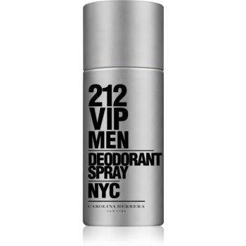Carolina Herrera 212 VIP Men deodorant spray pentru bărbați