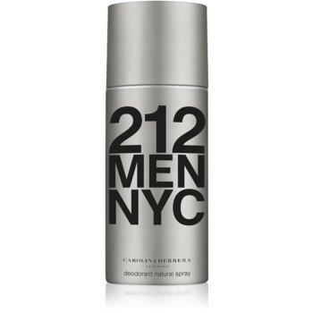 Carolina Herrera 212 NYC Men deodorant spray pentru bărbați