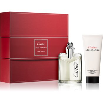 Cartier Déclaration toaletní voda 50 ml + sprchový gel na tělo a vlasy 100 ml