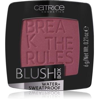 Catrice Blush Box blush imagine 2021 notino.ro
