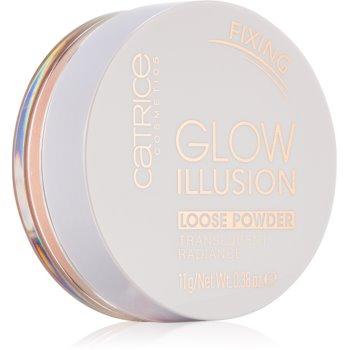 Catrice Glow Illusion pudra pentru luminozitate notino.ro