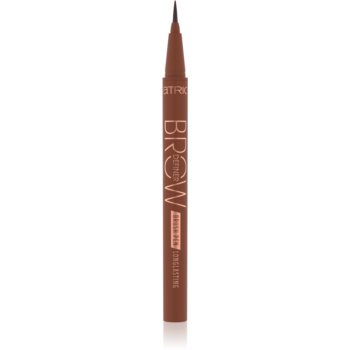 Catrice Brow Definer Brush Pen Longlasting creion pentru sprancene imagine 2021 notino.ro