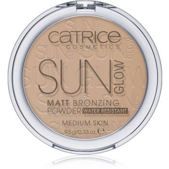 Catrice Sun Glow pudra bronzanta imagine 2021 notino.ro