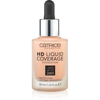 Catrice HD Liquid Coverage make up imagine 2021 notino.ro