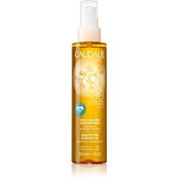 Caudalie Suncare Ulei bronzant hidratant sub forma de spray SPF 30 notino.ro