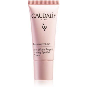 Caudalie Resveratrol-Lift gel-crema pentru ochi cu efect de întărire notino poza