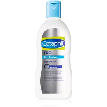 Cetaphil PRO Itch Control emulsie pentru spalare pentru piele uscata, actionand impotriva senzatiei de mancarime notino.ro