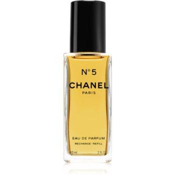 Chanel N°5 Eau de Parfum refill cu vaporizator pentru femei imagine 2021 notino.ro