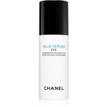 Chanel Blue Serum ser pentru ochi imagine 2021 notino.ro