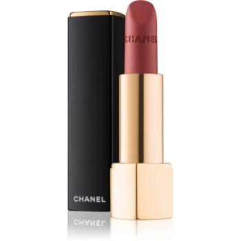 Chanel Rouge Allure Velvet ruj de buze catifelant cu efect matifiant image0