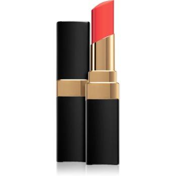 Chanel Rouge Coco Flash ruj lucios hidratant notino poza